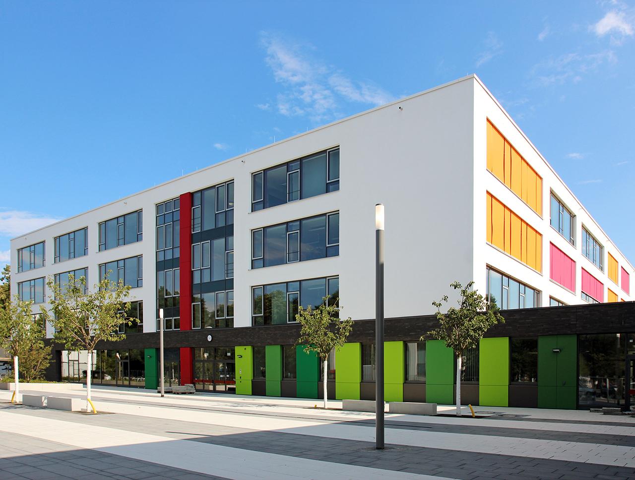 Gymnasium Telemannstraße